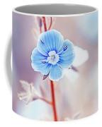 Tender Forget-me-not Flower Coffee Mug