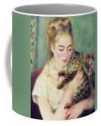 Tenderness Of A Woman Coffee Mug