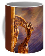 Tenderness Painted Coffee Mug