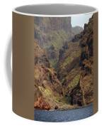 Tenerife Coastline Coffee Mug