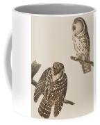 Tengmalm's Owl Coffee Mug