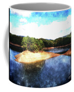 Tennessee Reservoir Coffee Mug