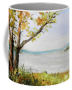 Tennessee River In The Fall Coffee Mug