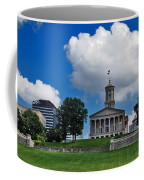 Tennessee State Capitol Nashville Coffee Mug by Susanne Van Hulst