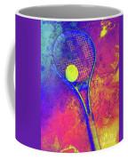 Tennis Art Version 1 Coffee Mug