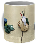 Tennis Banner Coffee Mug