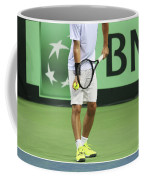 Tennis Player Coffee Mug