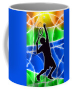 Tennis Coffee Mug by Stephen Younts