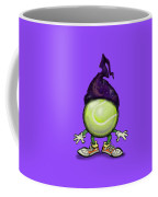 Tennis Wiz Coffee Mug