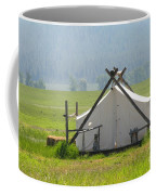 Tent Living Montana 2010 Coffee Mug