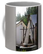 Tent Living Montana Coffee Mug
