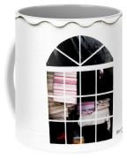 Tent Window Coffee Mug