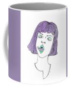 Tentatongue Coffee Mug