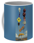 Tenuous Still-life 2 Coffee Mug