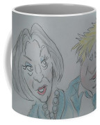 Teresa And Boris Coffee Mug