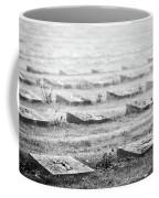 Terezin Cemetery Graves - Czechia Coffee Mug