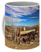 Terlingua Ghost Town 2 Coffee Mug