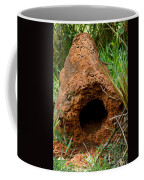 Termite Mound In Brazil Coffee Mug