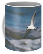 Tern Over The Waves Coffee Mug