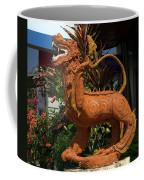 Dragon Statue Coffee Mug