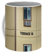 Terrace 13 Ithaca College New York Signage Coffee Mug