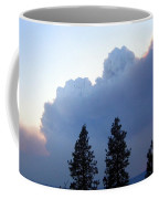 Terrace Mountain Smoke Coffee Mug