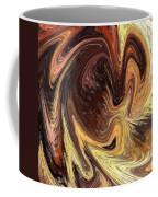 Terrestrial Vortex Abstract Coffee Mug