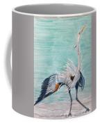 Terri's Heron Coffee Mug