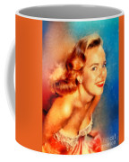 Terry Moore, Vintage Hollywood Actress Coffee Mug