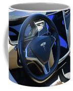 Tesla S85d Cockpit Coffee Mug