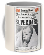 Test-tube Baby, 1978 Coffee Mug