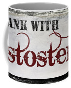 Testosterone Coffee Mug
