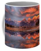 Teton 4 Coffee Mug