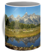 Teton 5 Coffee Mug
