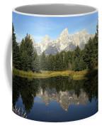 Teton 6 Coffee Mug