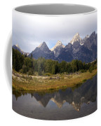 Teton 7 Coffee Mug