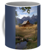 Teton Barn 2 Coffee Mug