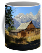 Teton Barn 4 Coffee Mug