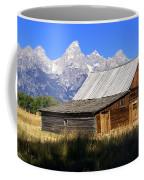 Teton Barn 5 Coffee Mug