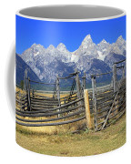 Teton Corral Coffee Mug