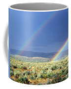 Teton Rainbow Coffee Mug