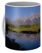 Teton Sunrise 2 Coffee Mug
