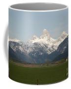 Teton Valley Coffee Mug