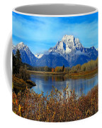 Tetonic Fall Coffee Mug