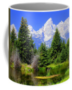 Tetons 3 Coffee Mug