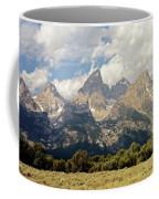Tetons Grande 2  Coffee Mug
