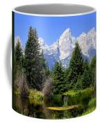 Tetons Coffee Mug