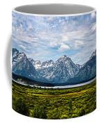 Tetons - Panorama Coffee Mug