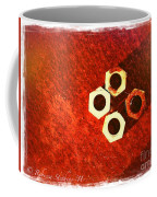 Tetra Bolts Coffee Mug