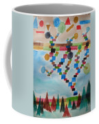 Tetrus Meets Nature Coffee Mug